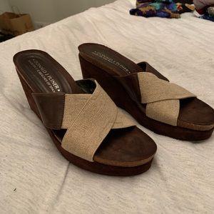 Donald J. Pliner Bosna platform sandals
